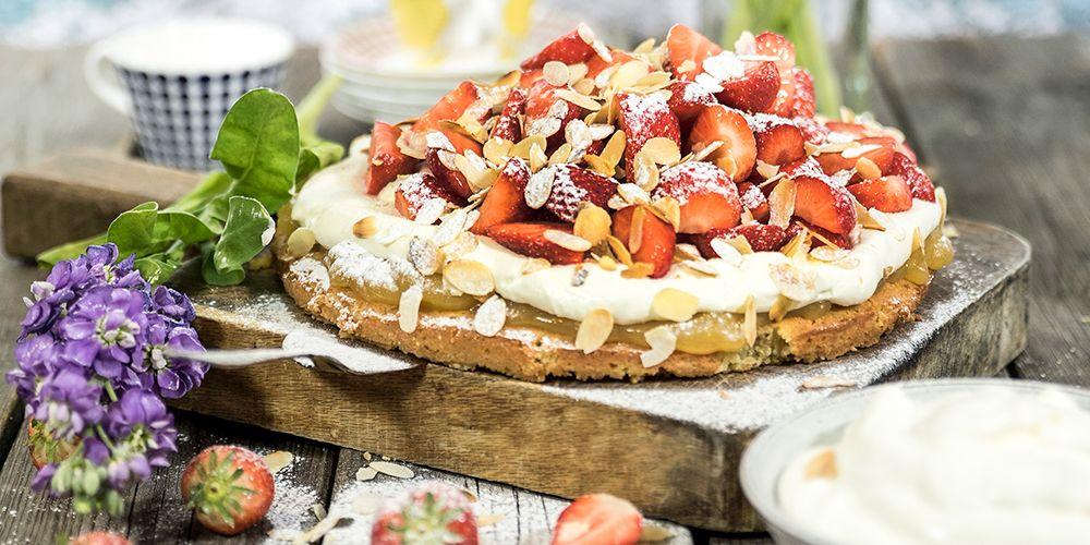 Tårta till Mors dag