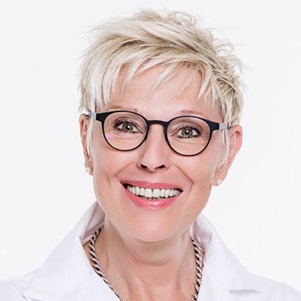 Photo of Dr. Renate Tewaag, ehemals PVA, Fachärztin für Radiologie