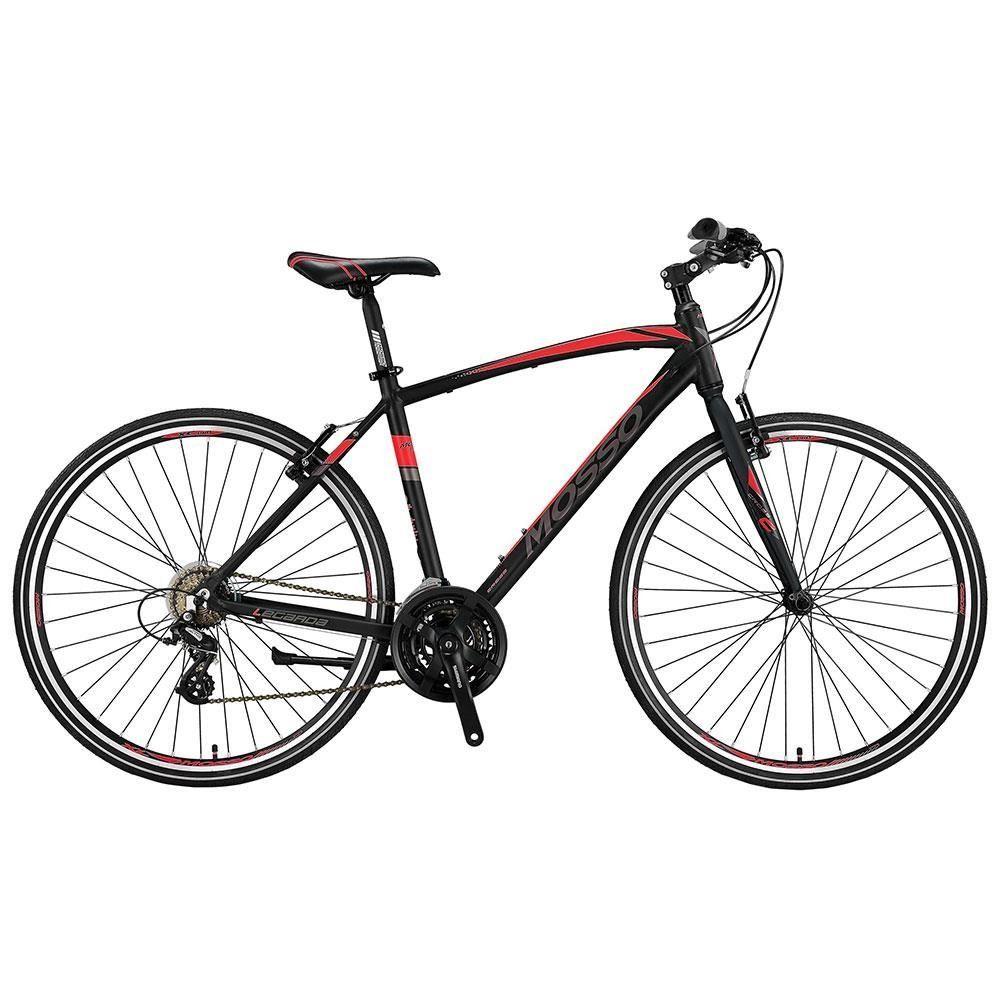 Mosso legarda bike gray