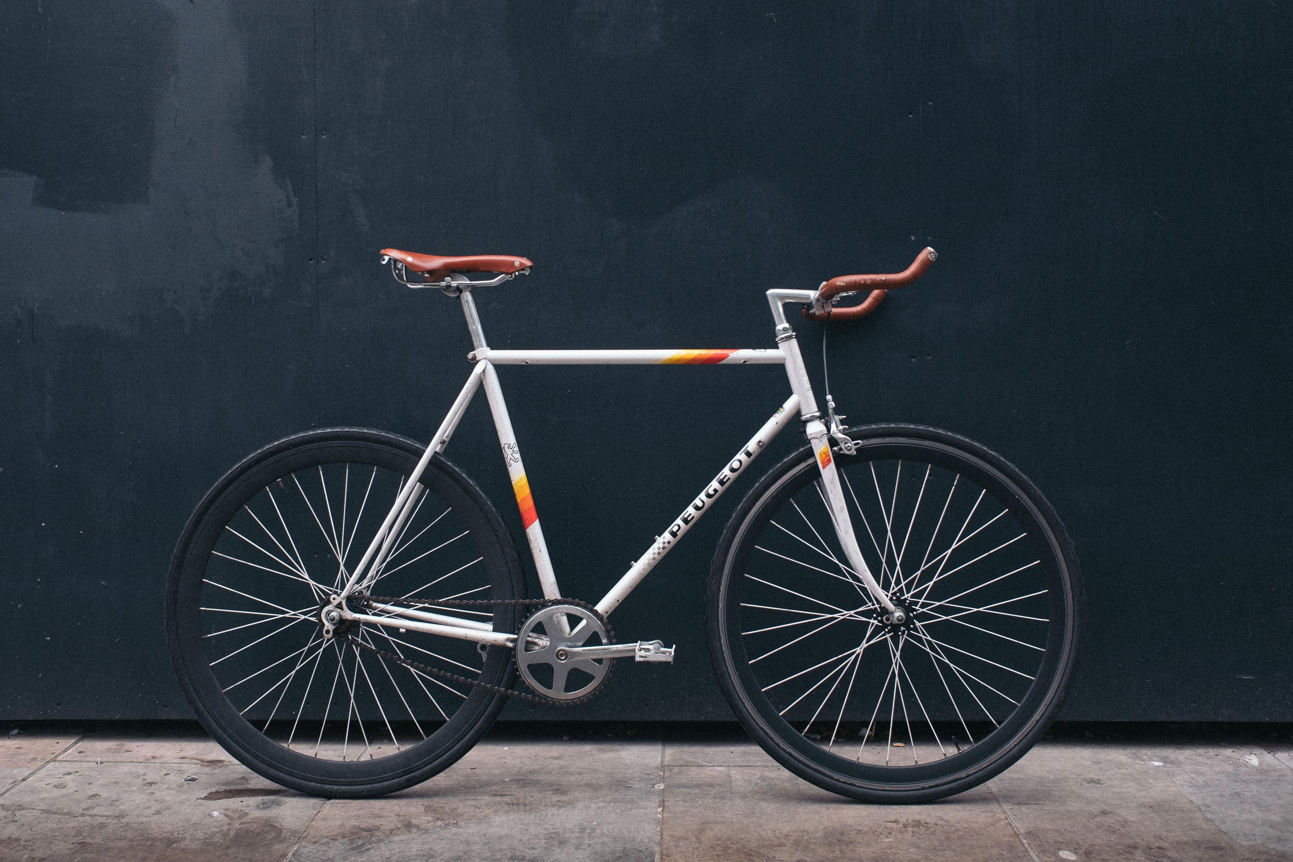 Peugeot retro bike