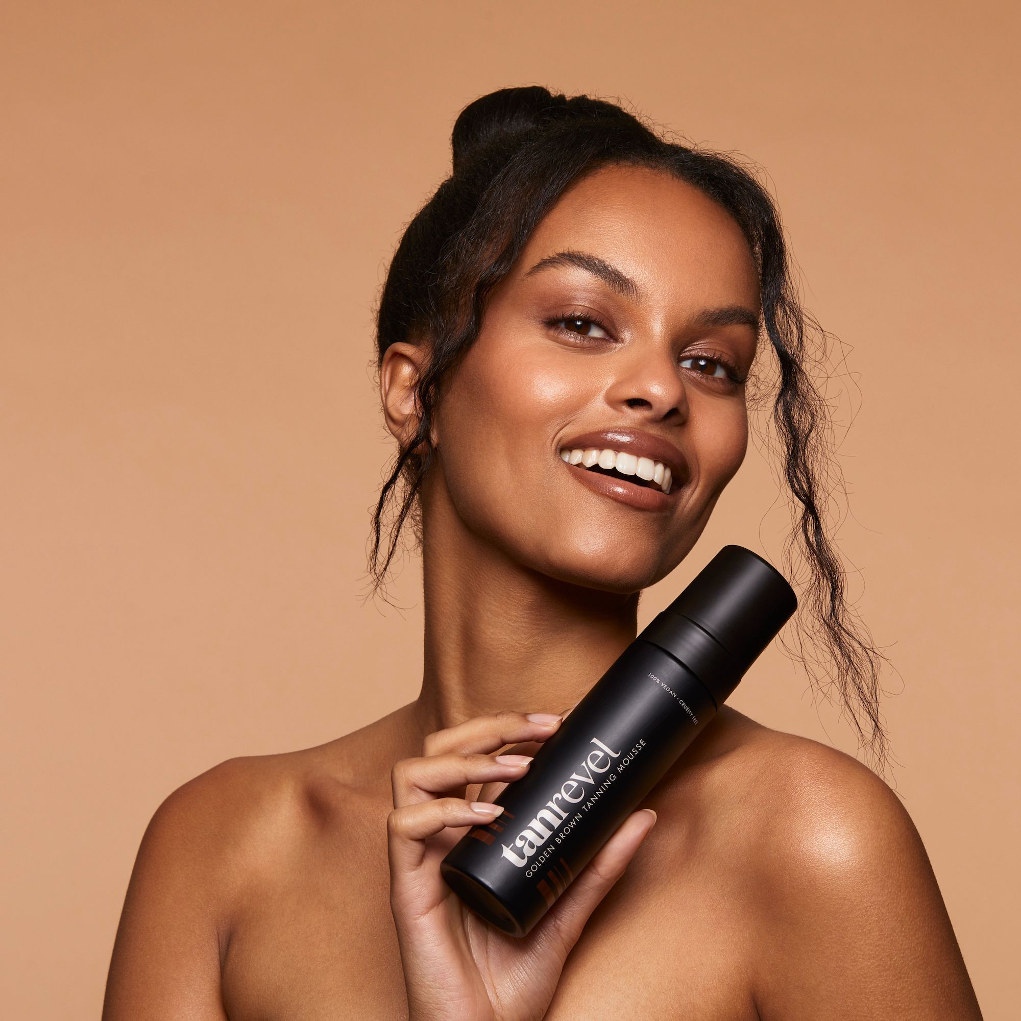 Golden Brown Tanning Mousse