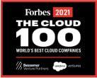 Forbes 2021 Cloud 100 World's Best Cloud Companies