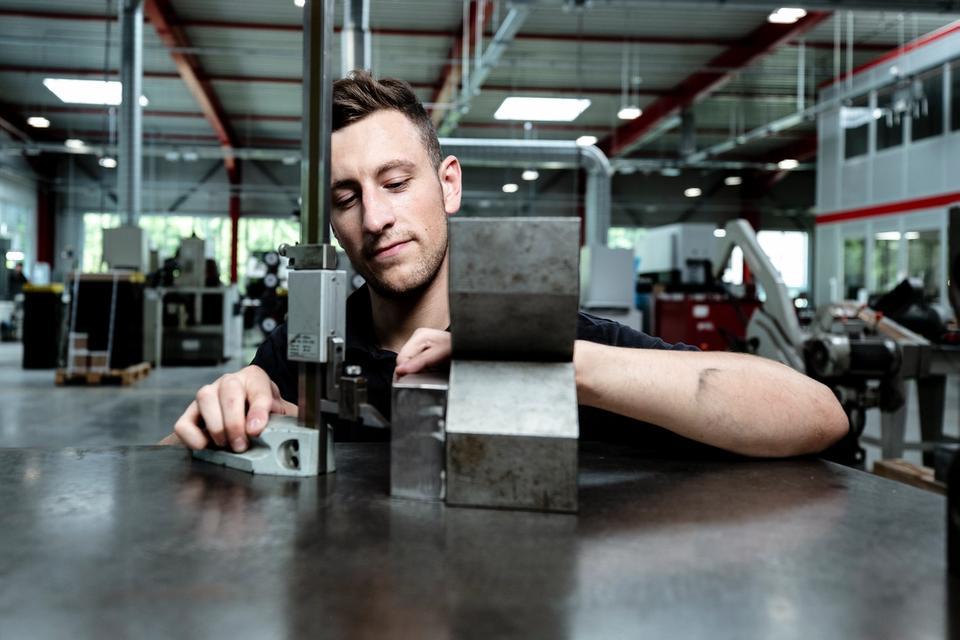 Werkzeugmechaniker (m/w/d) Fachrichtung Stanz- und Umformtechnik