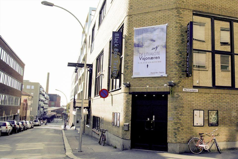 Black Box teater i Marstrandgata