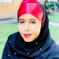 Rahma Omar Salad
