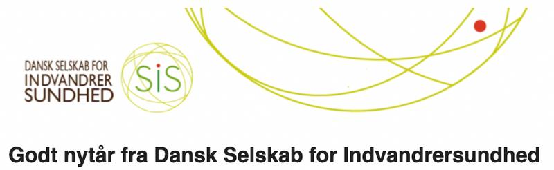 Godt nytår fra Dansk Selskab for Indvandrersundhed 2021