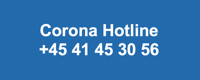 Corona Hotline for Etniske Minoritetsborgere / Corona Hotline for Ethnic minorities