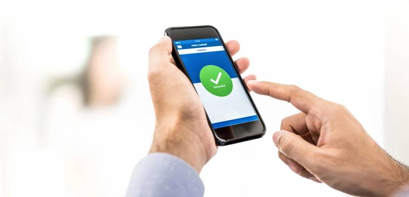 Continia mobile pay faktura betaling