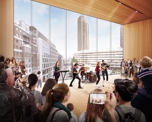 Concept Design: Centre for Music Studio