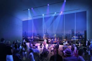 Concept Design: Centre for Music Coda