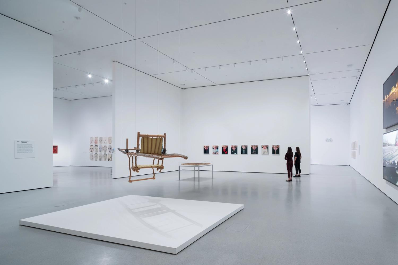 Sala de exhibición del MoMA