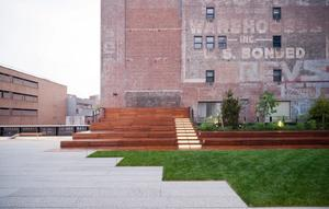 22nd Street Seating Steps