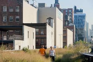 Seasons on the High Line
