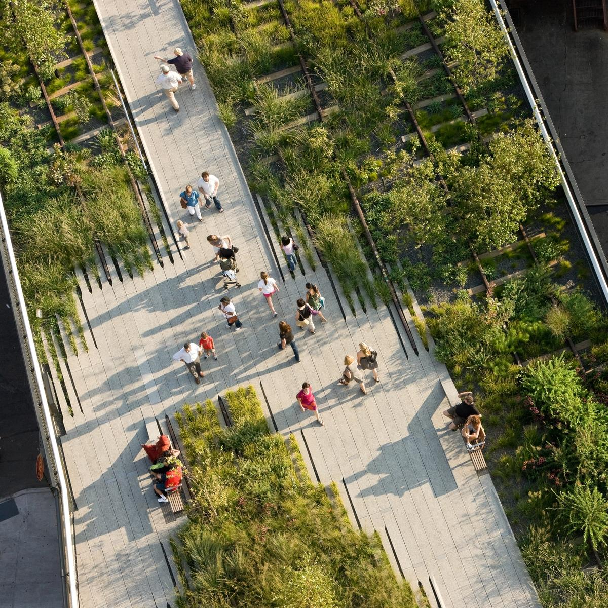 Landscape Architects: The High Line