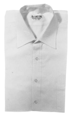 Standard folded shirt