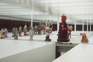Details of robots in Master/Slave