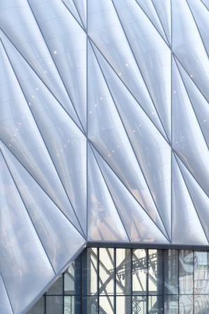 Façade Detail: ETFE and Operable Walls