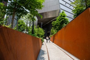 The Spur walkway