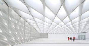 Third-floor gallery