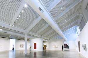 Ground-floor gallery