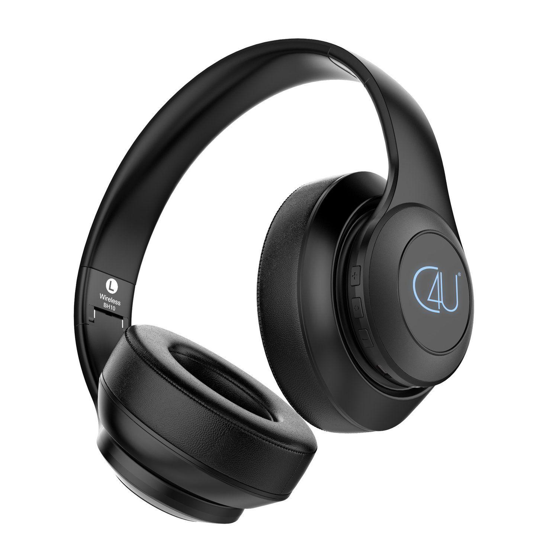 Trådlösa Bluetooth Hörlurar med LED