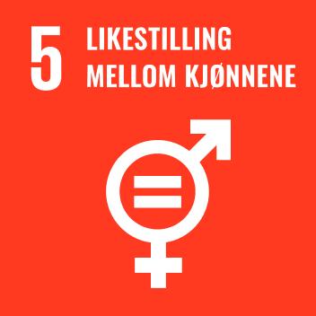 FNs bærekraftmål nummer 5