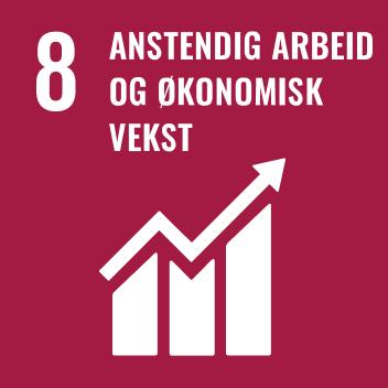 FNs bærekraftmål nummer 8