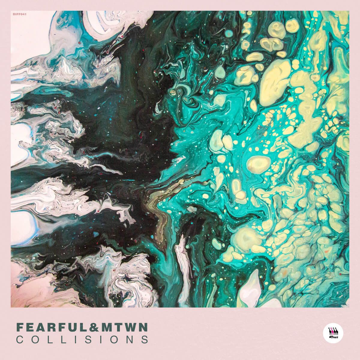 Fearful & Mtwn's Collisions EP on Diffrent Music