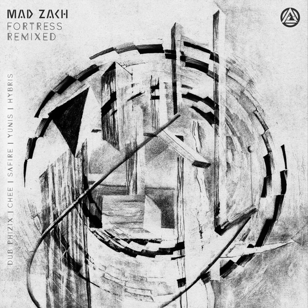 Looking at Mad Zach's 'Fortress' Remix EP