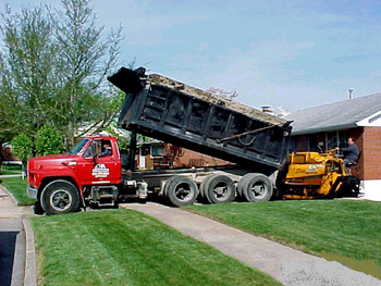 driveway-being-paved
