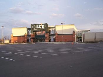 paving-at-dicks-sporting-goods