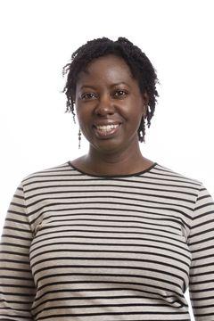 Shan-Estelle Brown portrait