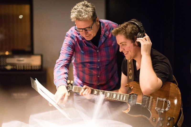Recording Practicum: Experience for the Working Musician