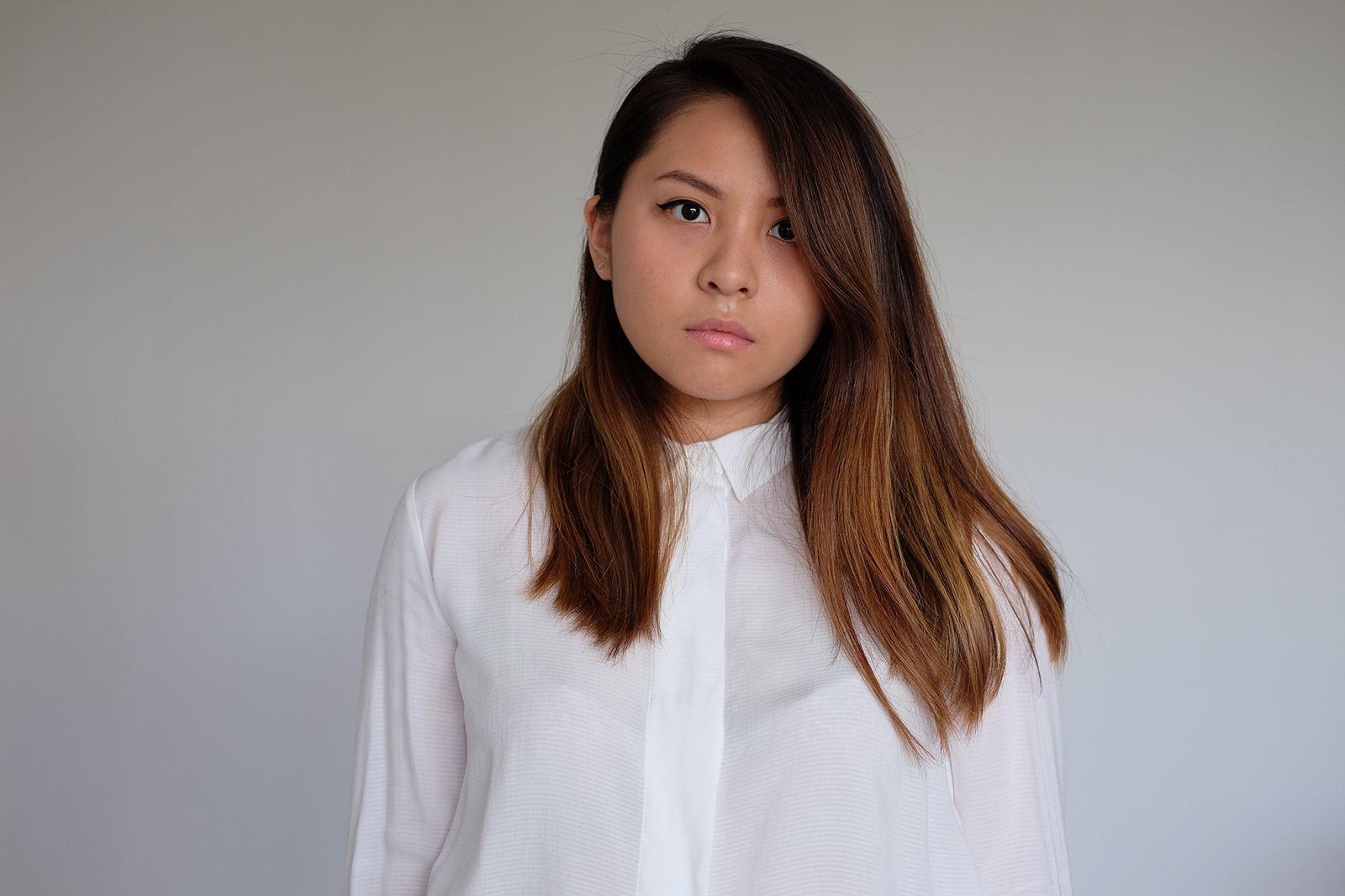 Alfond Scholar Carmen Cheng '18.