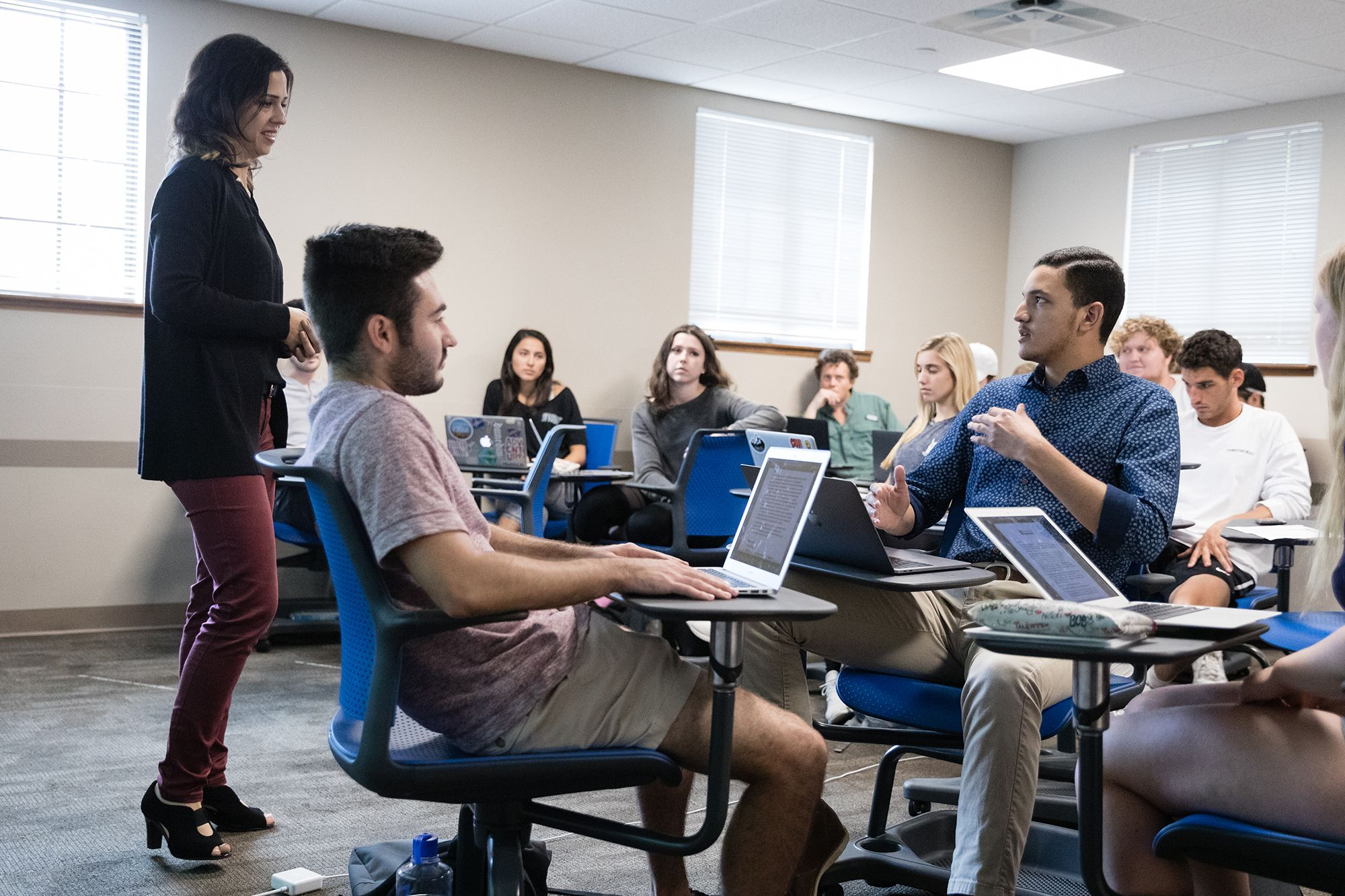 Rollins was recently ranked one of the best international business programs in the nation.