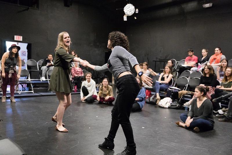 Improvisational Theatre I: Fundamentals