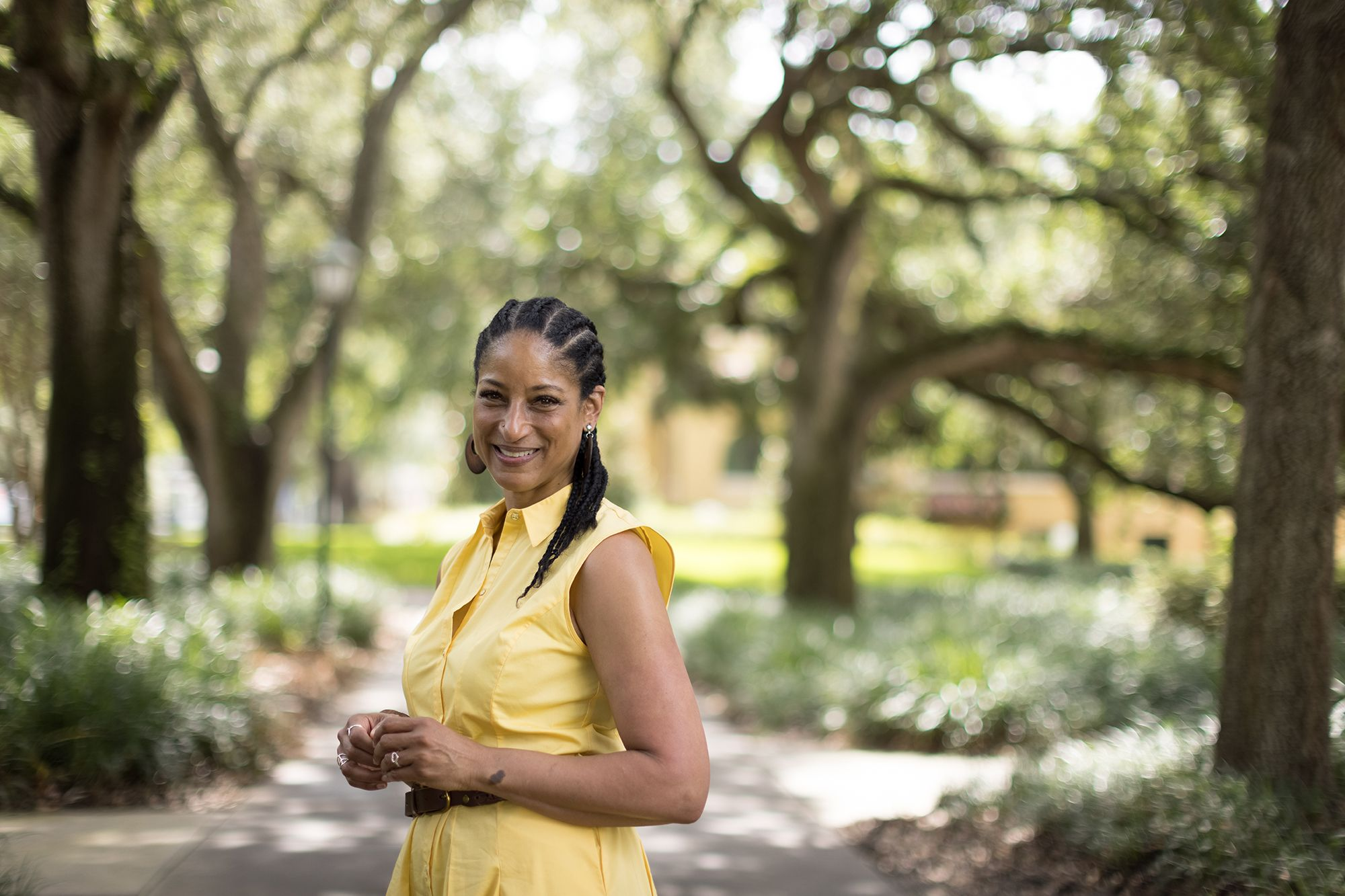Donna Lee, Rollins vice president for student affairs
