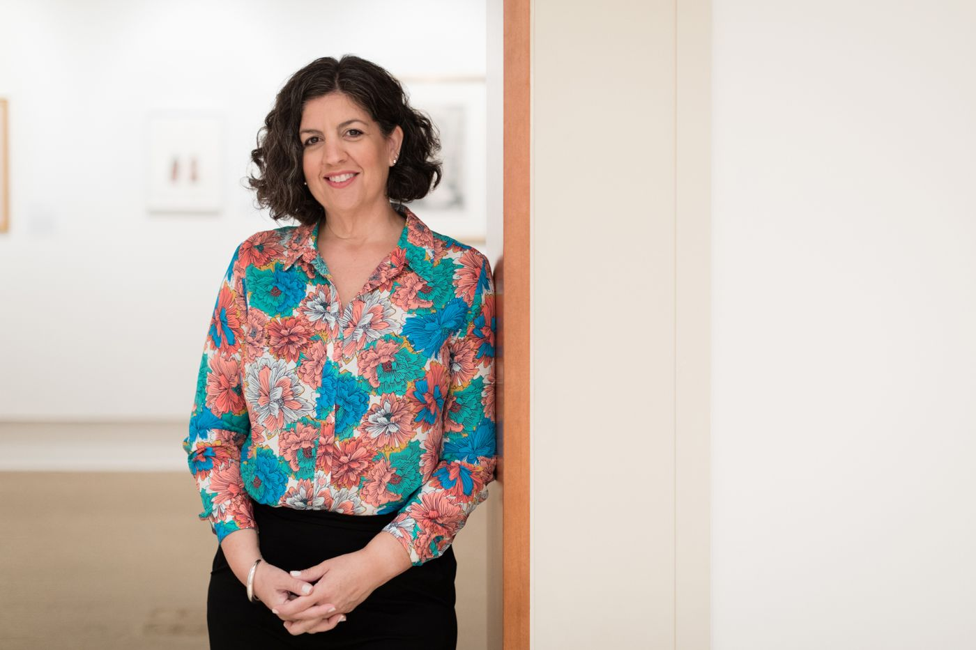 CFAM's new curator, Gisela Carbonell
