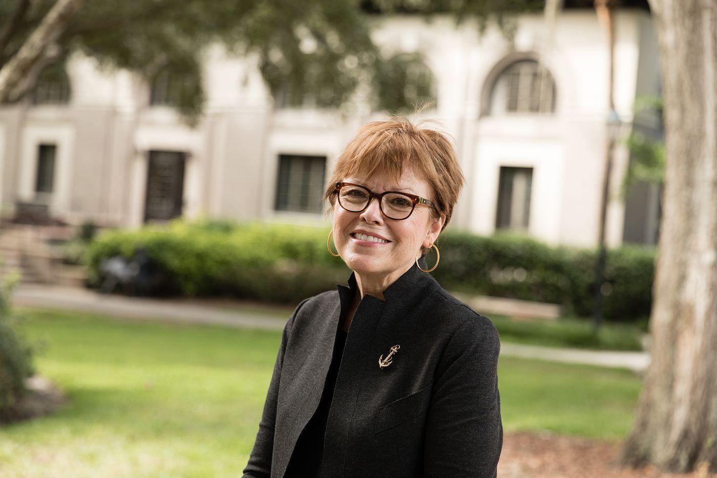 Rollins College Board of Trustee Susan Whealler Johnston '75