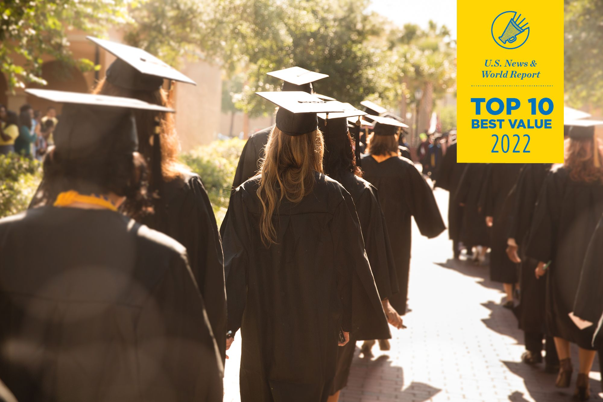 Rollins commencement ceremony