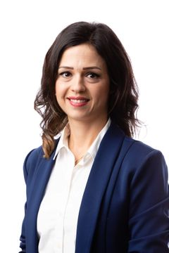 Serina Haddad portrait