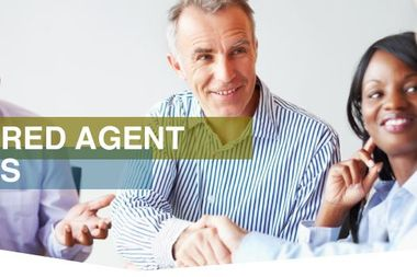 changing registered agent services