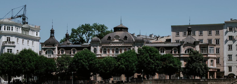 Silent Salzburg