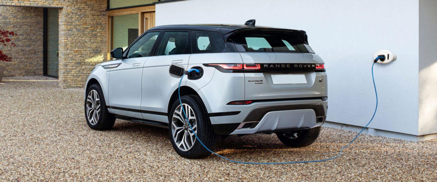 Nye Range Rover Evoque PHEV