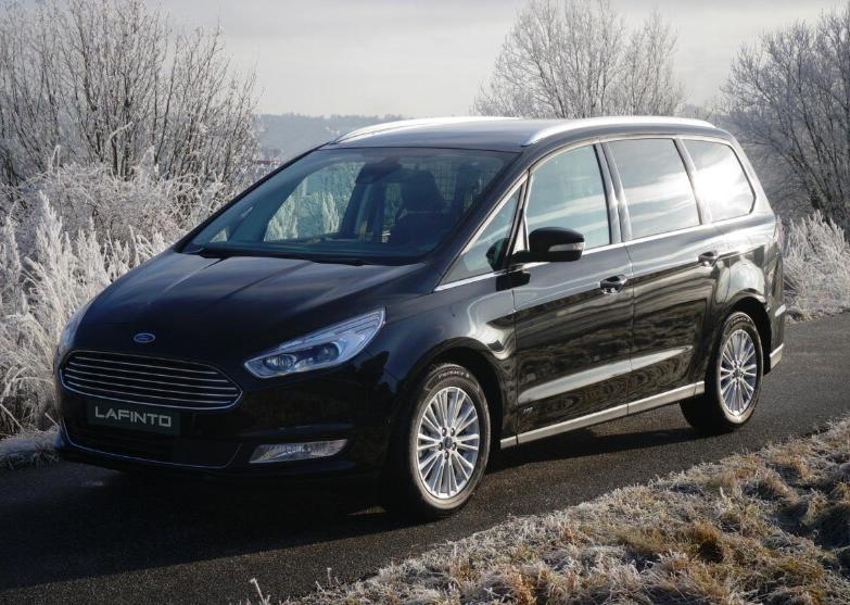 Bilde av en Ford Galaxy