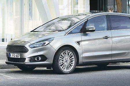 Bilde av Ford S-Max