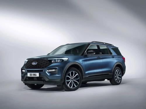 Ford lanserer nå den helt nye 7-seters SUVen Ford Explorer som ladbar hybrid for det europeiske markedet.