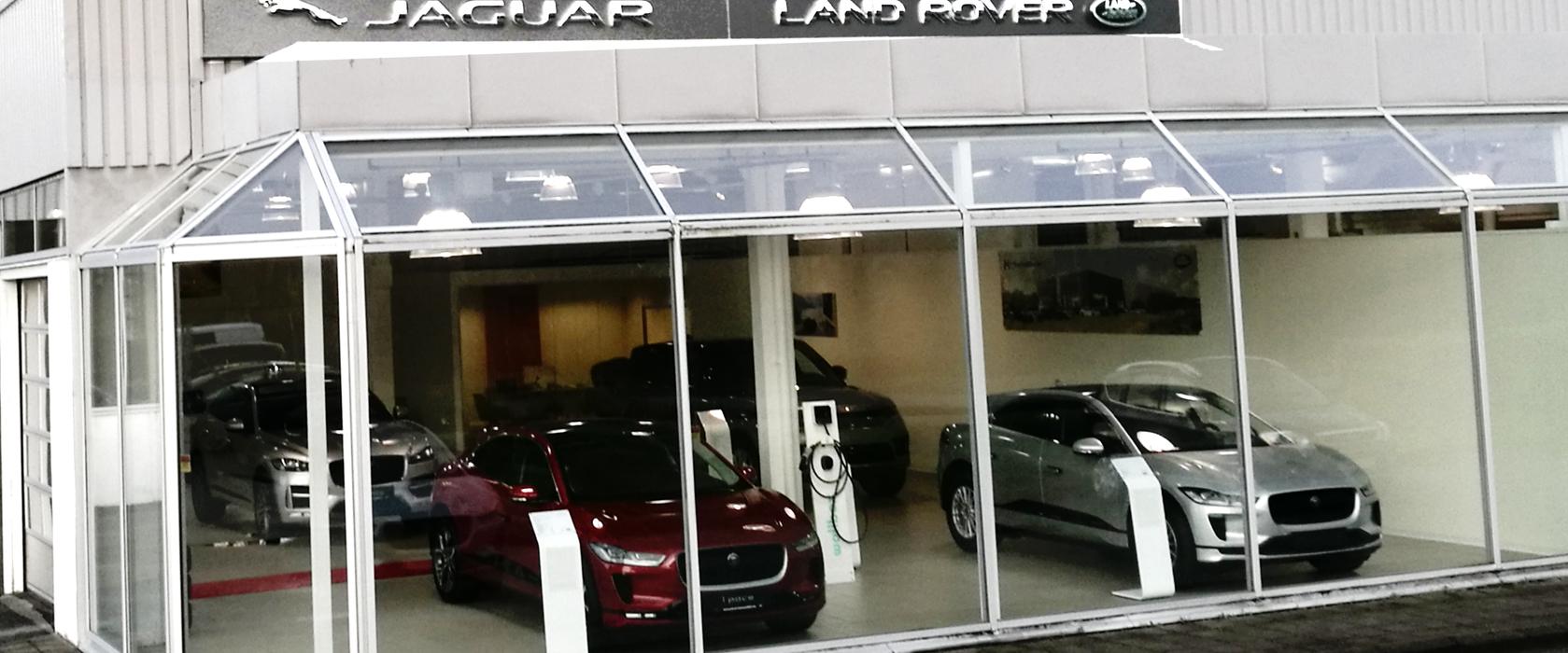 Kverneland Bil | Jaguar og Land Rover Haugesund