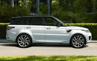 Ilustrasjonsbilde av Range Rover Sport