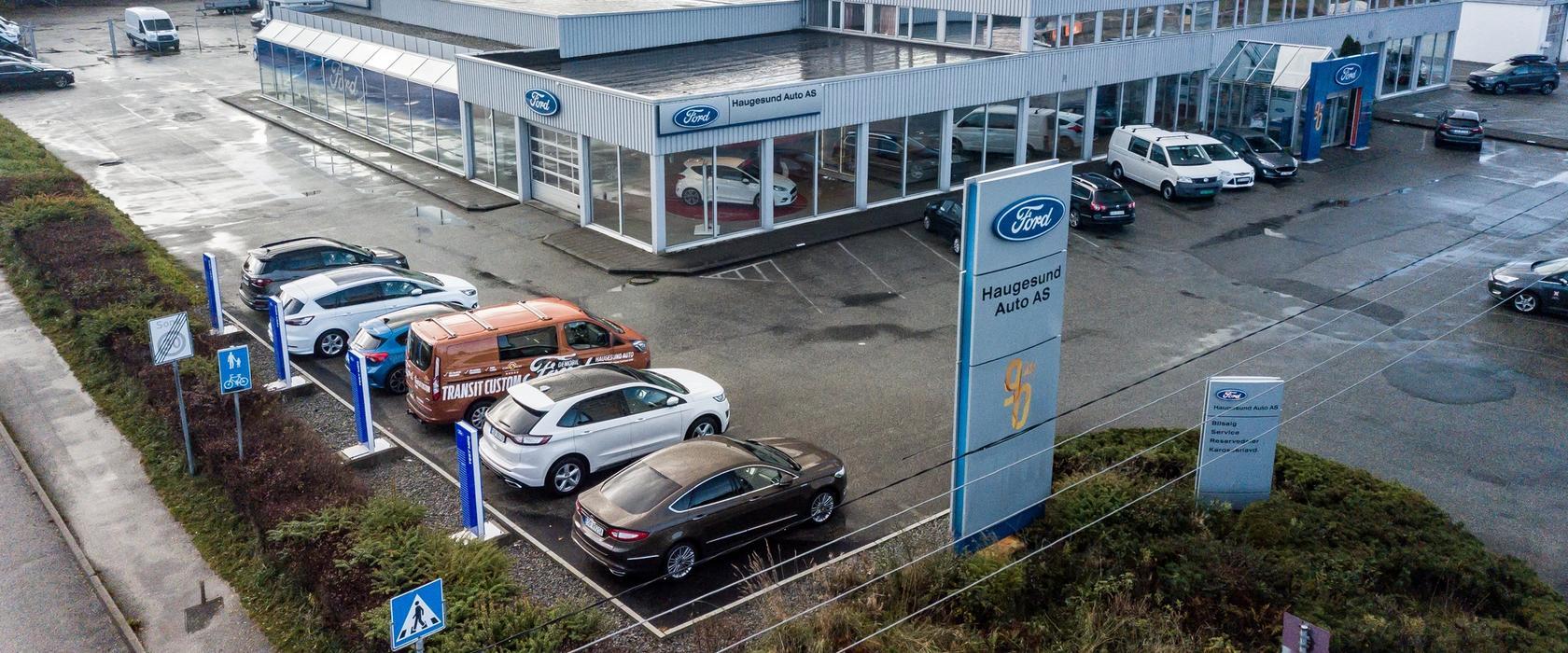 Oversiktsbilde av Haugesund Auto AS